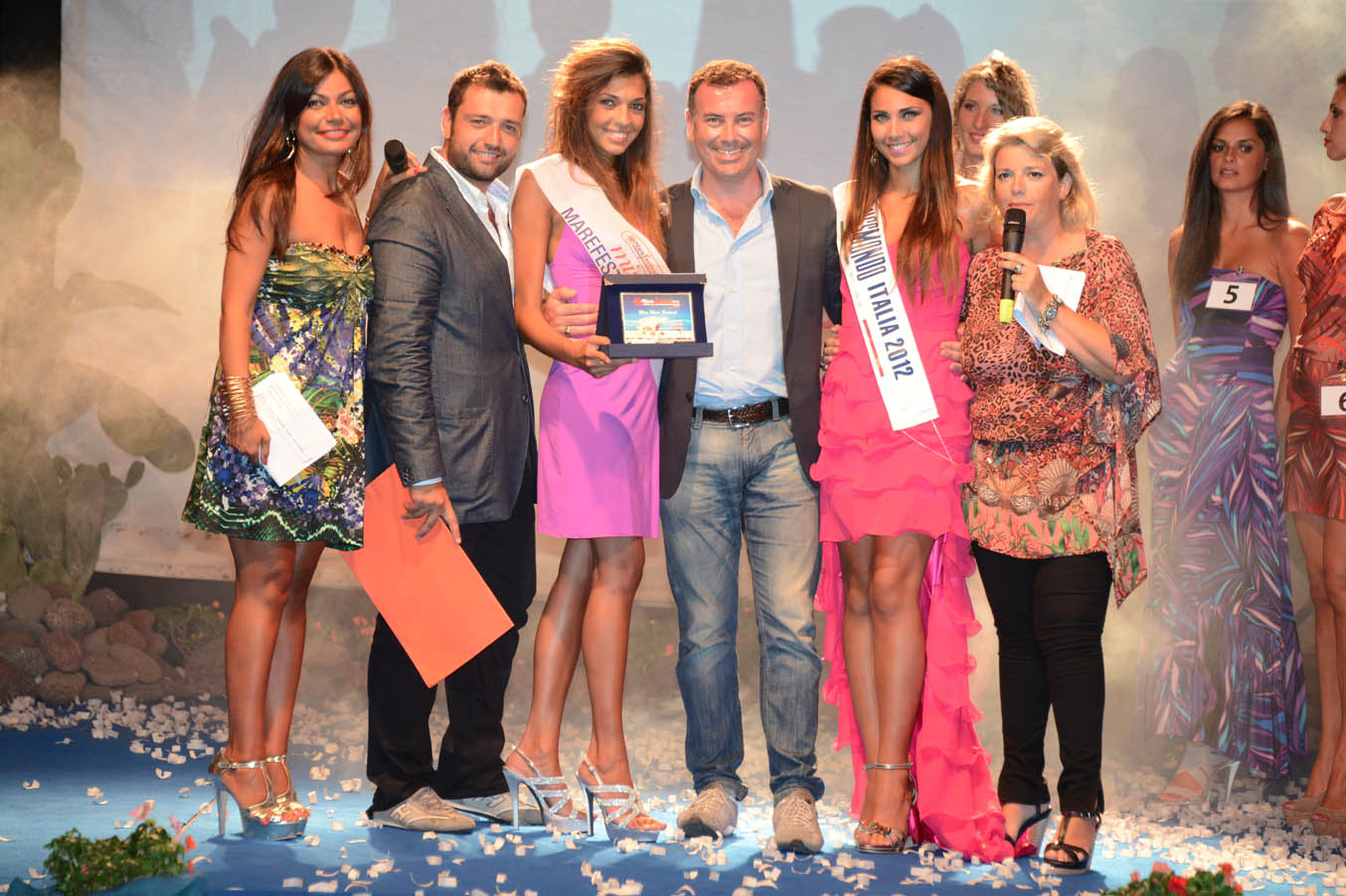 Cristina Di Siero Miss MareFestival Salina