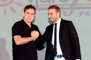 Matt Dillon e Massimiliano Cavaleri