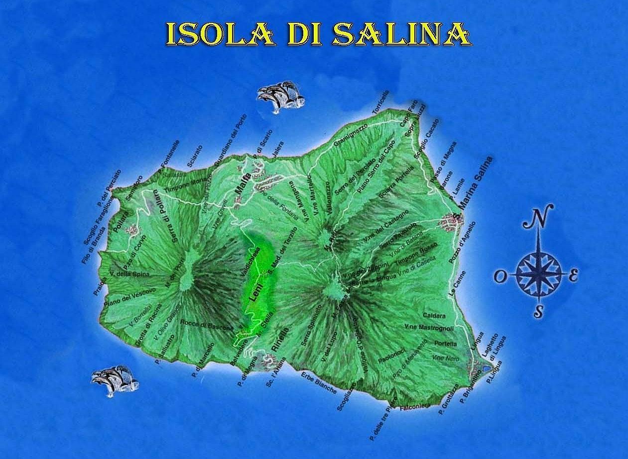 salina mappa