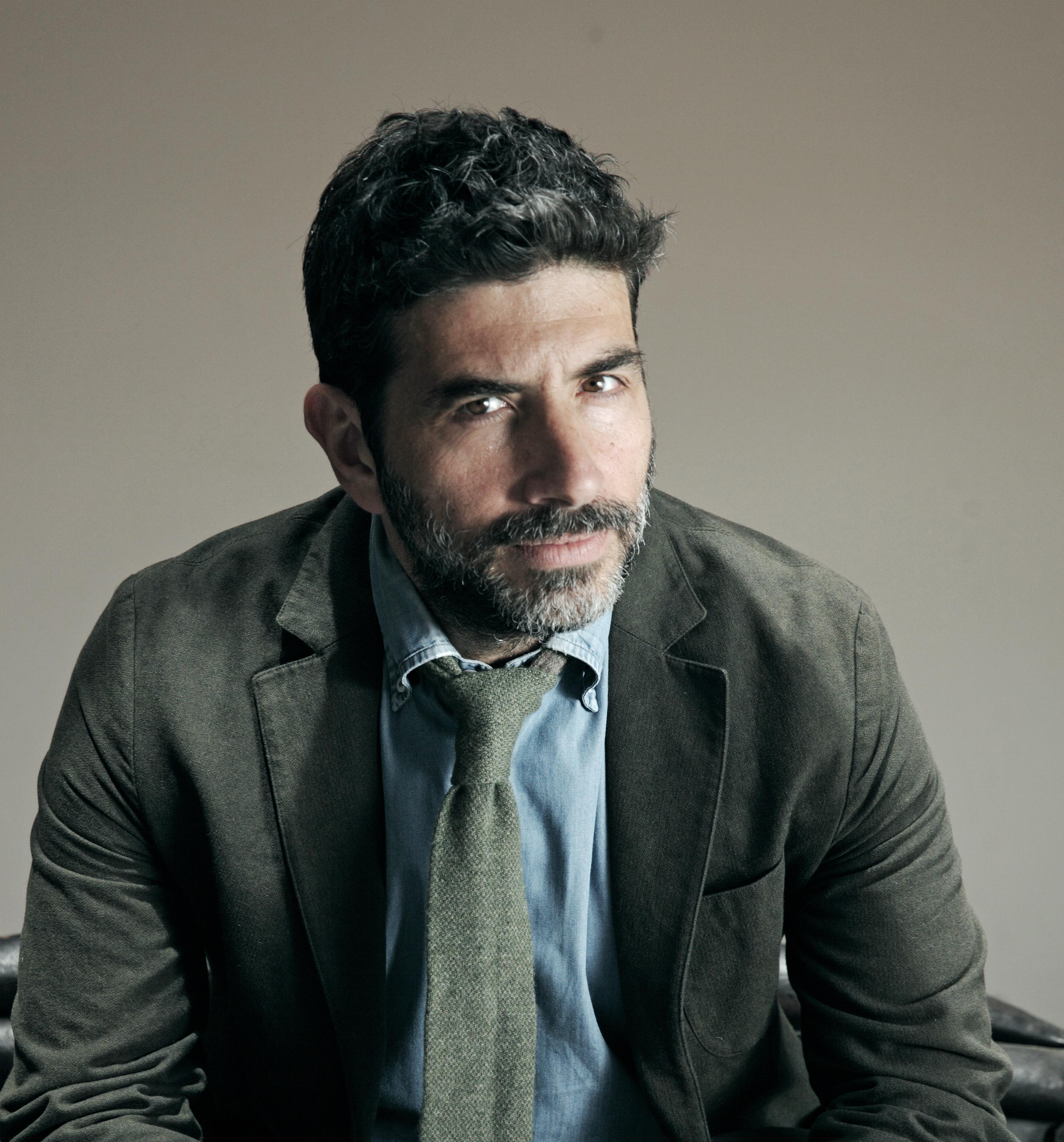 CLAUDIO CASTROGIOVANNI BY Fabio Lovino